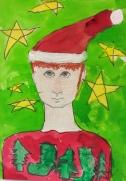 self-portrait elves