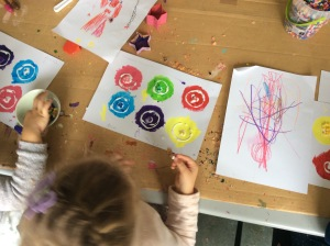 Early Childhood colour matching