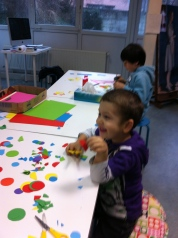 Early childhood shapes