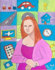 My Mona Lisa, Saturdays