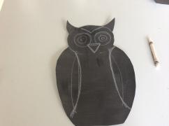 decorate owl